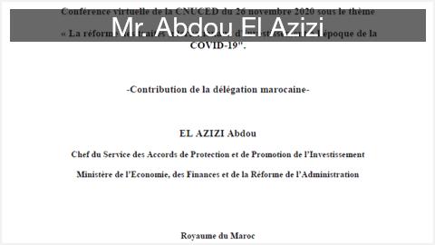 IIA-Conference-2020-statement-Morocco
