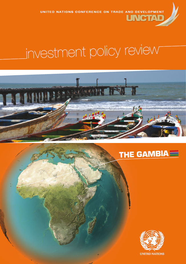 Investment Policy Review of The Gambia