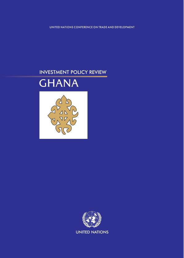 Investment Policy Review of Ghana