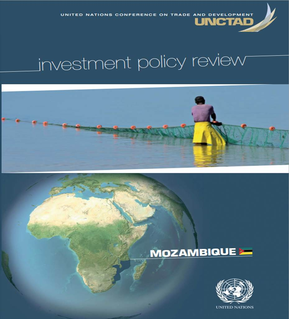 Investment Policy Review of Mozambique