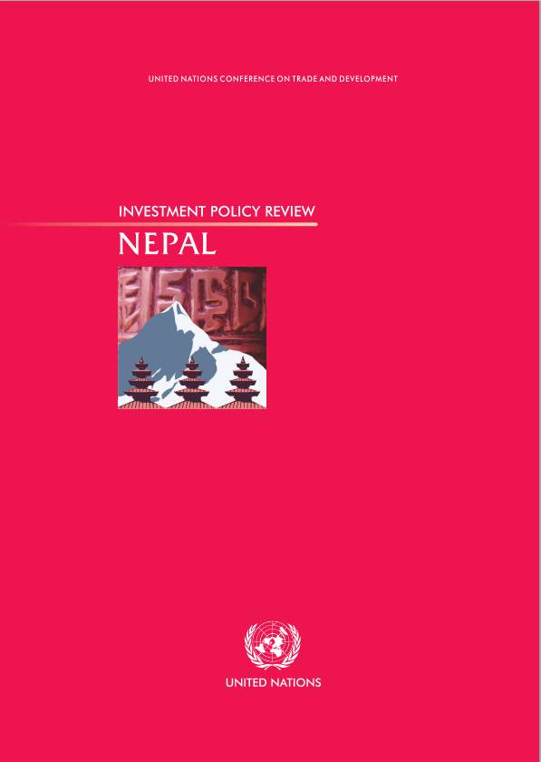 Investment Policy Review of Nepal