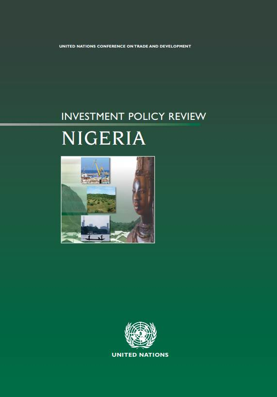 Trade and investment policy in nigeria how can slum premier investments cedar rapids ia homes