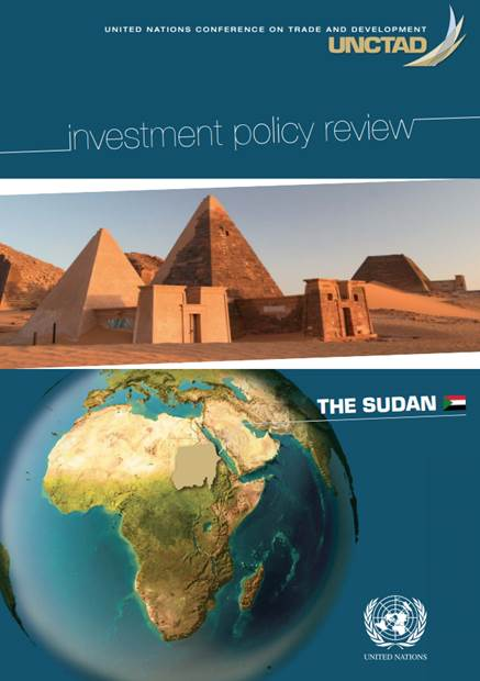 Investment Policy Review of Sudan