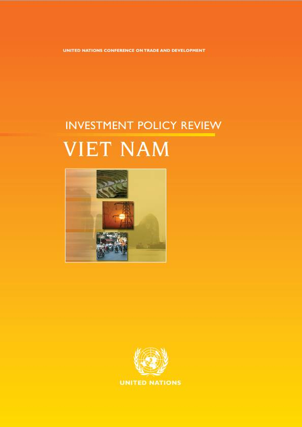 Investment Policy Review of Viet Nam