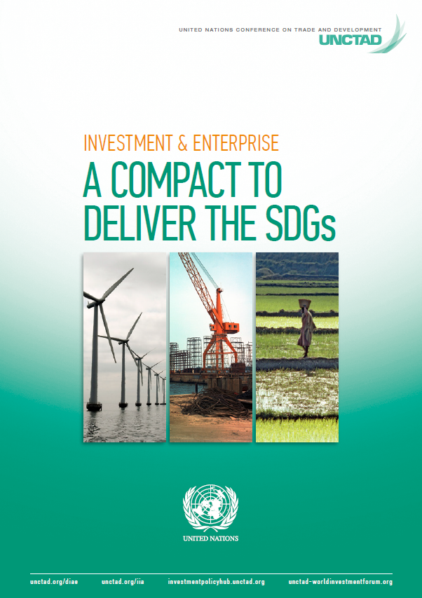 Investment & Enterprise: A Compact to Deliver the SDGs