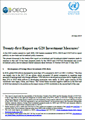 Twenty-first UNCTAD-OECD Report on G20 Investment Measures