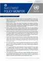 Investment Policy Monitor No. 22