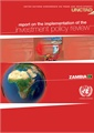 Report on the Implementation of the Investment Policy Review of Zambia