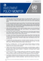 Investment Policy Monitor No. 18