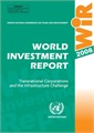 World Investment Report 2008 - Transnational Corporations, and the Infrastructure Challenge